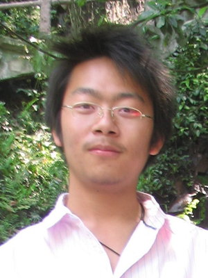 "Photo of Jie ""Lewis"" Liu"