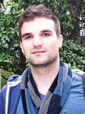 Photo of Vahan Yoghourdjian